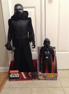 Star Wars character 2 pack. An offer from the Dark Side. Cambridge Kitchener Area image 1