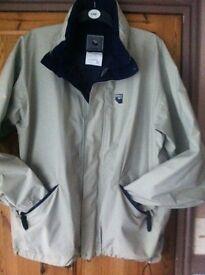 100% waterproof jacket goretex