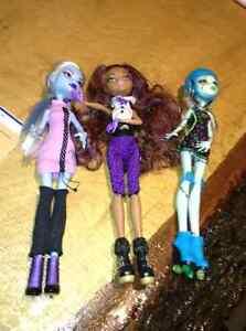 Monster High Dolls for sale