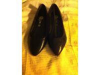Brand new kitten heel shoes