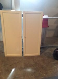 IKEA Billy Bookcase Doors Cambridge Kitchener Area image 1