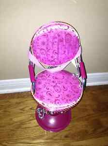 Our Generation Salon chair for sale