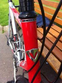 Road bike vitus