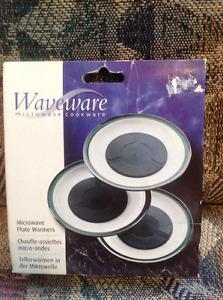 Microwave Platewarmers