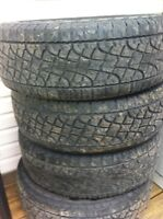 Tires f150 size