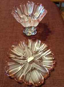 Glassware dishes