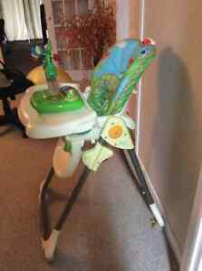Fisher price high chair Peterborough Peterborough Area image 1