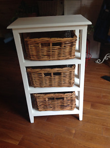 Wicker Emporium Storage Unit