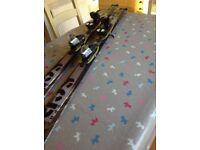 SALOMON skis 165