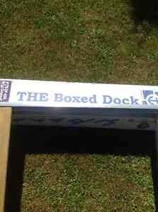 The Boxed Dock - New - Two 4' x 8' Sections