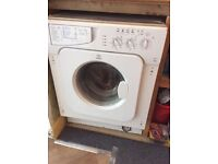 Free scrap metal washing machine