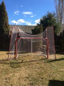 Full size hockey net