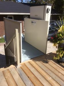 Wheelchair Lift - Savaria