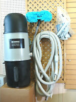Lots of Central Vacuums for sale with fantastic prices