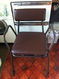 COMMODE CHAIR - Brand New