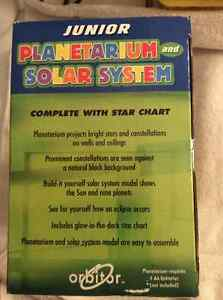 Planetarium and Solar System Model with Rotating Arms Windsor Region Ontario image 2