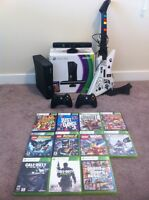 Xbox360 Kinect bundle great condition