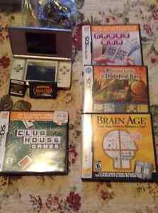 Ds game plus 6 games