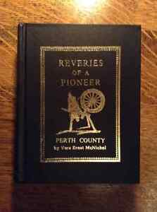 Reveries of a Pioneer   Perth County