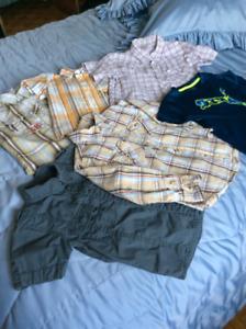 Chemises 3 ans/4 ans