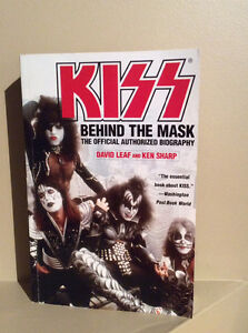 Kiss - Behind the mask biography Kingston Kingston Area image 1