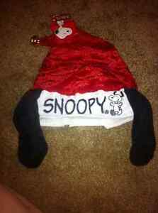 NWT Snoopy Hat