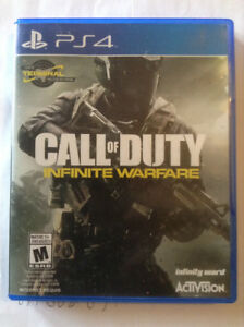 Call of Duty Infinite Warfare PS4 Playstation 4