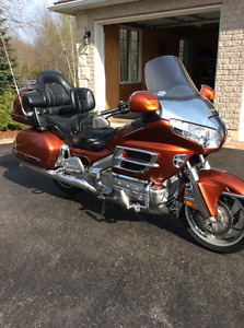 2007 Honda Goldwing/Nav
