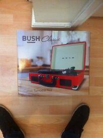 Bush record player excellent cond