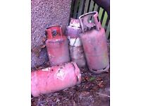 Gas containers free