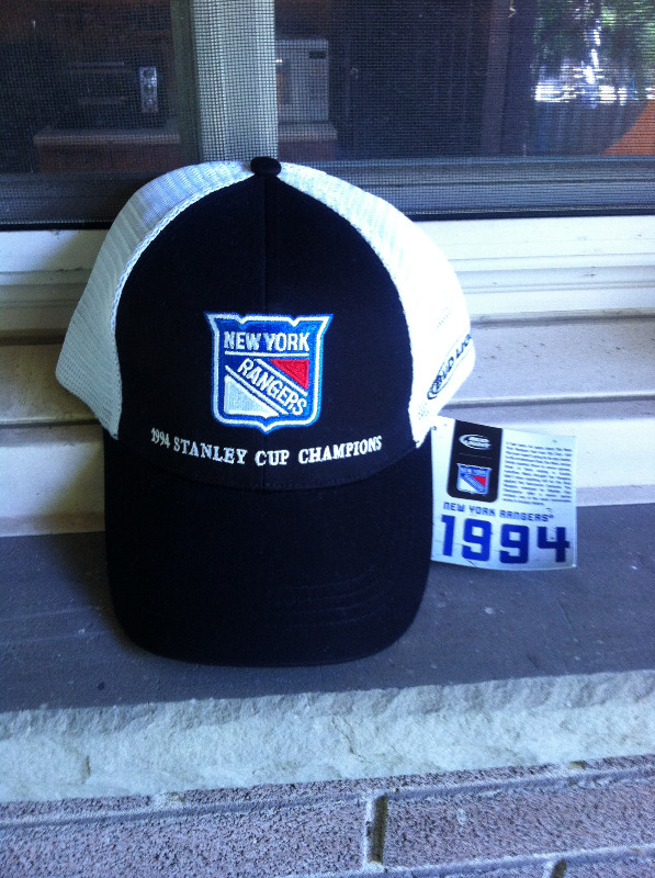 New York Rangers   Bud Light Stanley Cup Hat  New W Tag   a0739147a2c5