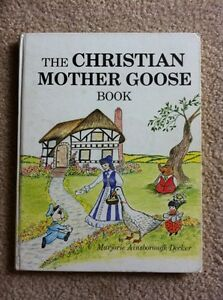 RARE. The Christian Mother Goose Book