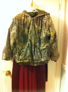 Realtree men's jacket