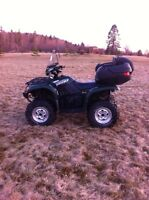 2008 grizzly 660