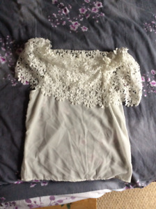 Lady's summer top, brand new, perfect condition