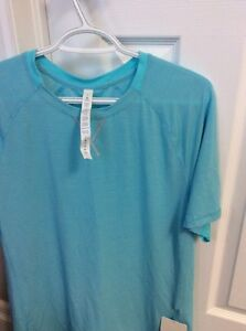 Lululemon cross tech ss tshirt new with tags attached