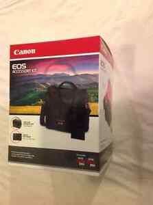T6i / T6s Canon EOS Accessory Kit. Brand New. Unopened Box.