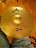 Crash zildjian A custom 15""