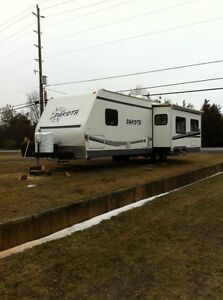 30 foot travel trailer