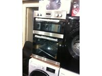 Brand new Double oven SALE ON TODAY WARRANTY INCLUDED SALE ON PRP £