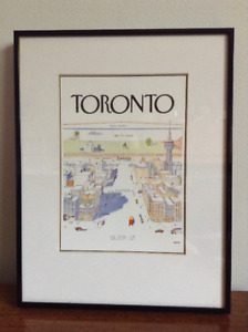 Picture of old Toronto