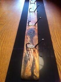 Driftwood Coat Hook Boards