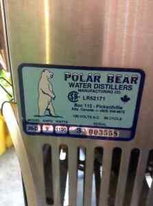 Polar Bear Water Distiller Kitchener / Waterloo Kitchener Area image 2