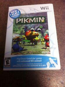 Pikmin and super Mario galaxy 2
