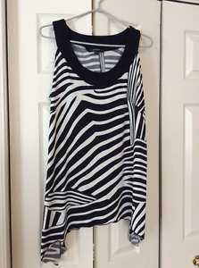 Tops for Women in XXL, 1X and 2X