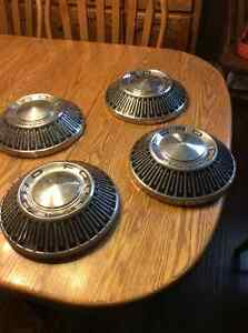 1965 Ford Fairlane Dog Dish Covers