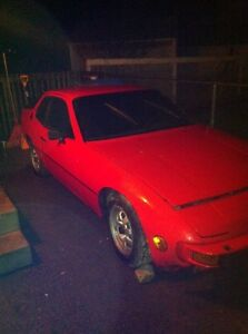 1977 Porsche 924 Trade for a sled !! Stratford Kitchener Area image 1
