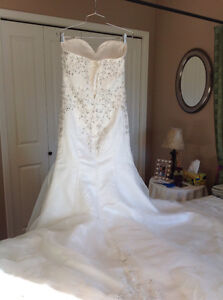 Wedding dress for sure never own