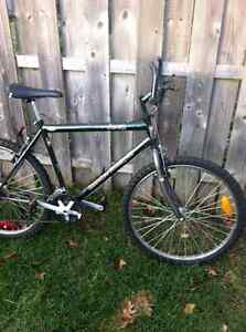 18 speed mountain bike made by jeep