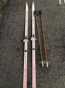 Rossignol Cross Country Skis and Poles West Island Greater Montréal image 1
